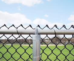 how much does chain link fence cost