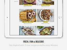 cuisine plus tv programme s recipes on the app store