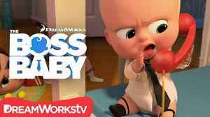 Boss Baby Official Trailer Youtube