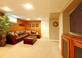 Basement Living Room Home Remodeling Renovate Columbus