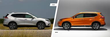 car finance nissan x trail nissan x trail facelift u2013 old vs new guide carwow
