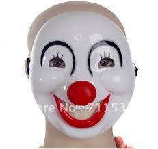 mardi gras masks for sale aliexpress buy 5pcs lot cheap clown costumes masks