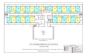 housing floor plans uncategorized bu housing floor plans with stunning 575