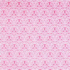 pink ornament minky fabric fleece plush damask ornament fabric