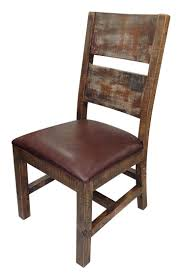impressive paint just the top of your old wooden chairs to give