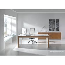 bureau decor bureau decor chene et blanc 126cm 1 2 socialfuzz me