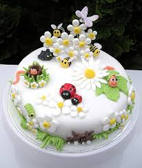 Easter Decorations Debenhams by The Inspiration For This Cute Garden Bug Cake Was The Sales