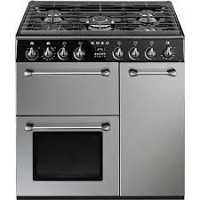 Smeg 110 Gloss Black Induction Smeg Range Cookers Cheap Smeg Range Cookers Deals Currys