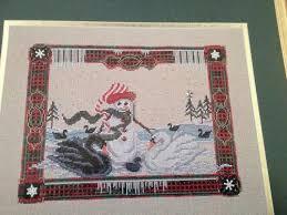 cross stitch charts ebay