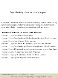 resume exles entry level accounting clerk interview answers bakery clerk resume therpgmovie