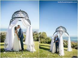wedding arches cape town corinna colin wedding 12 apostles cape town heathyr huss