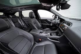 jaguar f pace grey 2017 jaguar f pace 25t r sport rwd 2 0l 4cyl petrol turbocharged