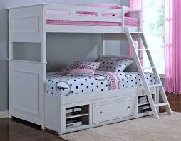 Encore White Bedroom Suite New Classic Megan Bunk Bedroom Set In White