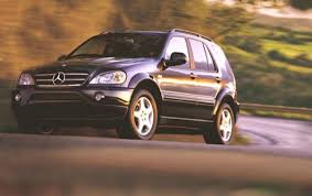 2003 mercedes benz m class information and photos zombiedrive
