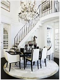 Dining Room Crystal Chandeliers Bring It Home Fancy Fixtures Vogue Living Chandeliers And Room