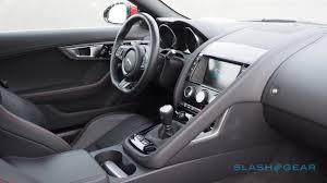2016 jaguar f type s coupe manual review slashgear
