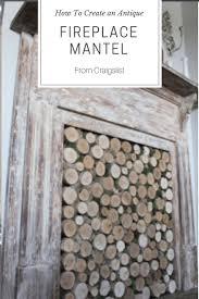 best 25 antique fireplace mantels ideas on pinterest fireplace