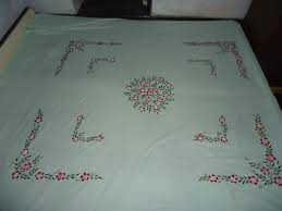 bed sheet fabric fabric painting fabric painting design on bedsheet