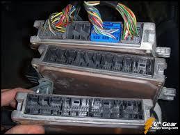 civic hx cvt to manual transmission swap 11 ecu oxygen sensor