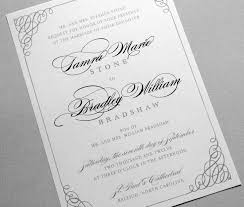 formal wedding programs best 25 formal invitation wording ideas on wedding