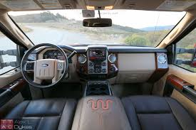 ford bronco 2015 interior 2015 ford f 350 super duty review u2013 hauling above the limit w video
