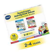 vtech table touch and learn vtech touch learn activity desk preschool education 3 in1
