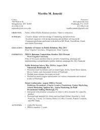 resume example pdf resume for your job application