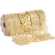 gold lace ribbon decorative washi paper source