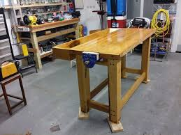 Work Bench With Vice Bench Awesome Workmate As Workbench Vise Don Broussard Lumberjocks