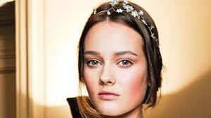 hair accessory fashion week valentino s best hair accessories vogue