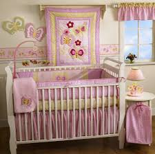 baby butterfly kids crib bedding u2014 nursery ideas custom