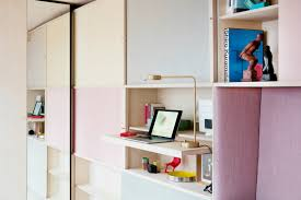 london u0027s u0027smallest house u0027 uses flexible plywood furniture to
