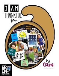 Fun Activities For Thanksgiving Ipad Activities For Thanksgiving Erintegration