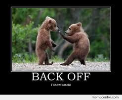 Back Off Meme - back off by ben meme center