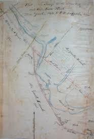 Map From San Francisco To Napa Valley by Napacountysurveyca1870s Img 0085 Edited Ra Jpg