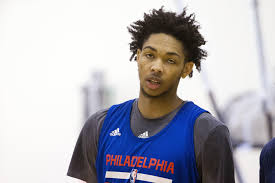 What Is Bryce Harper Haircut Called 76ers Wait On Simmons As They Work Out Ingram Ahead Of Draft