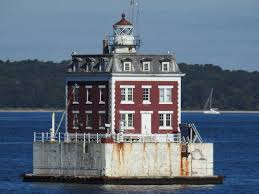 lighthouses of the u s connecticut