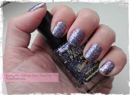 barry m u2013 glitter nail paint in masquerade beauty best friend