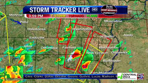 Severe Weather Map 5 17 17 Central Iowa Severe Weather Coverage Youtube