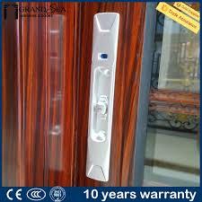Double Glass Door by Decorative Double Glass Aluminum Profile Exterior Balcony Sliding
