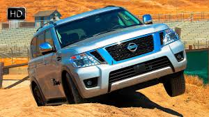 nissan armada off road 2017 nissan armada suv off road test drive hd video youtube