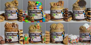 The Lions Pack Home