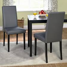 modern leather dining room chairs elegant qyqbo com
