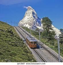 treno cremagliera immagine gornergratbahn ferrovia cremagliera treno e
