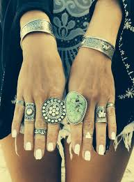 big silver rings images Trends shopping big silver rings inspiration lena penteado jpg
