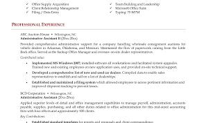 resume objective for medical resume job resume goals sample