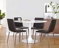 astounding scandinavian dining table and chairs photo decoration