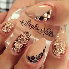 best 25 leopard nails ideas on pinterest leopard nail designs