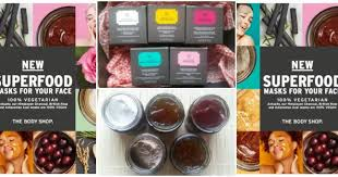masking cuisine we try multi masking with the shop superfood masks beaut ie