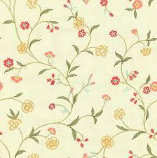 Waverly Upholstery Fabric Upholstery Fabric Floral Pattern Cotton La Bella Vita